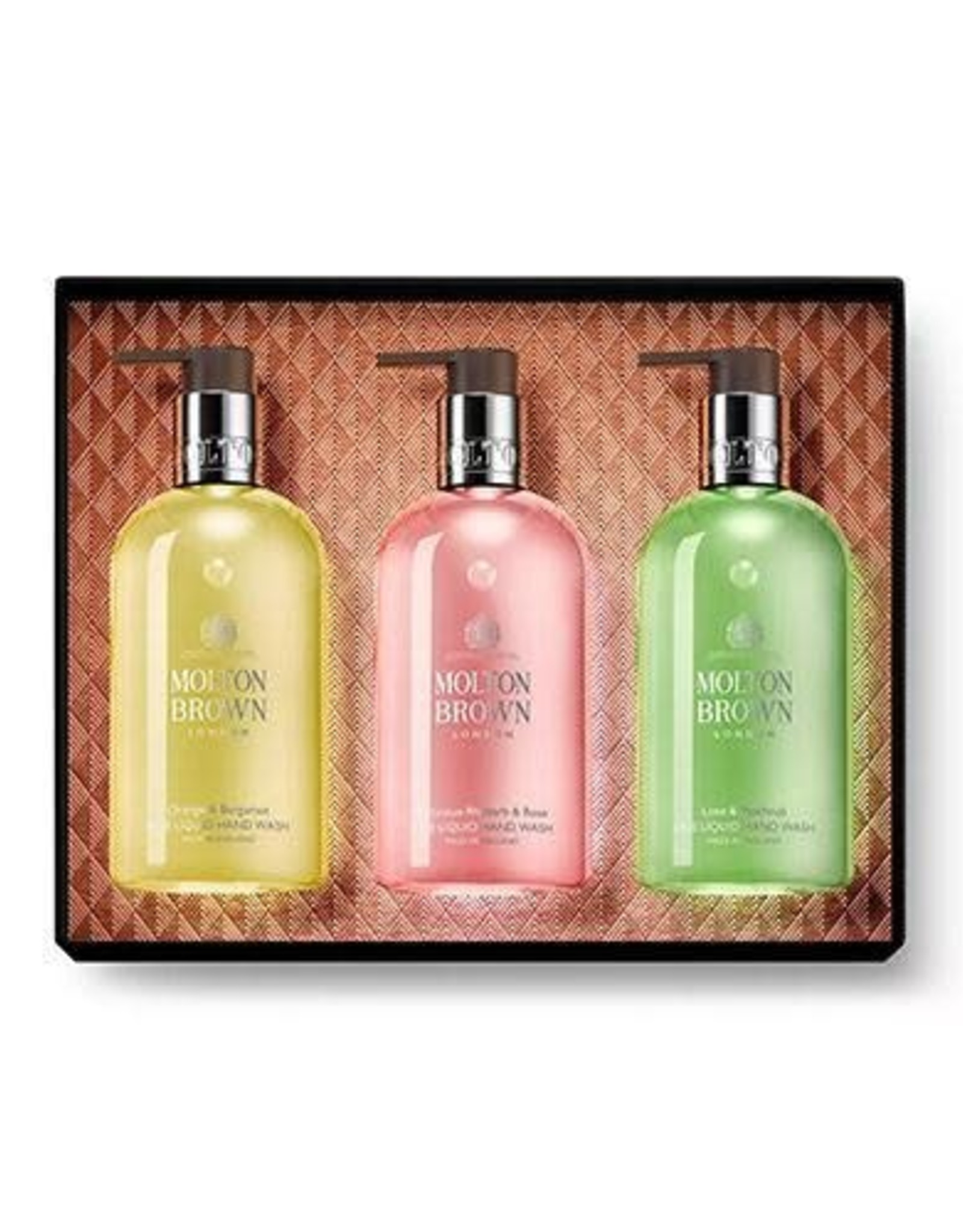 Molton Brown Hand Wash Trio