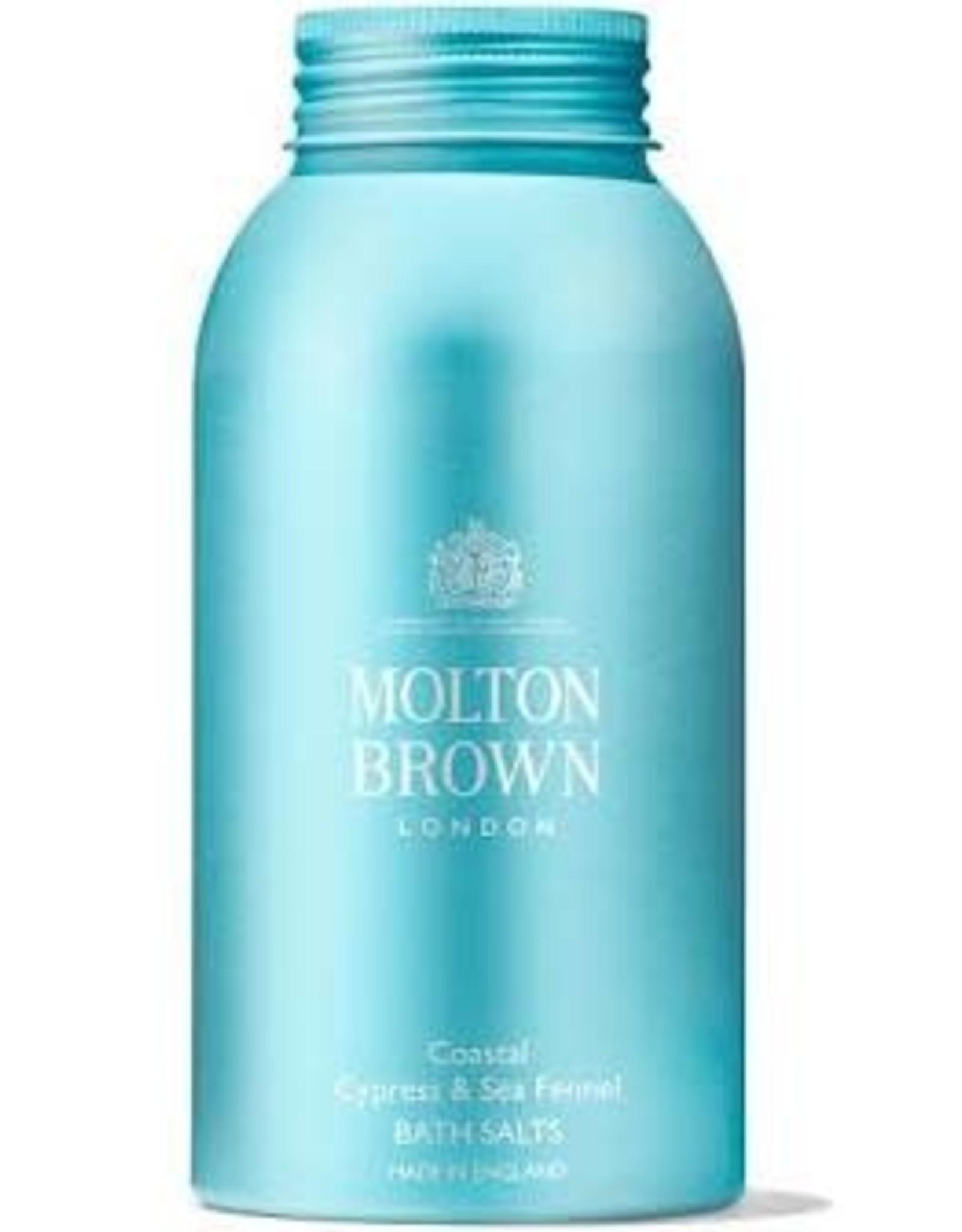 Molton Brown Blue Cypress and Sea Fennel Bath Salt