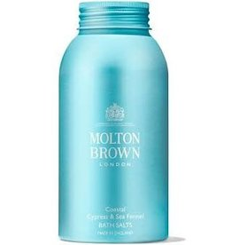 Molton Brown Blue Cypress and Sea Fennel Bath Salt