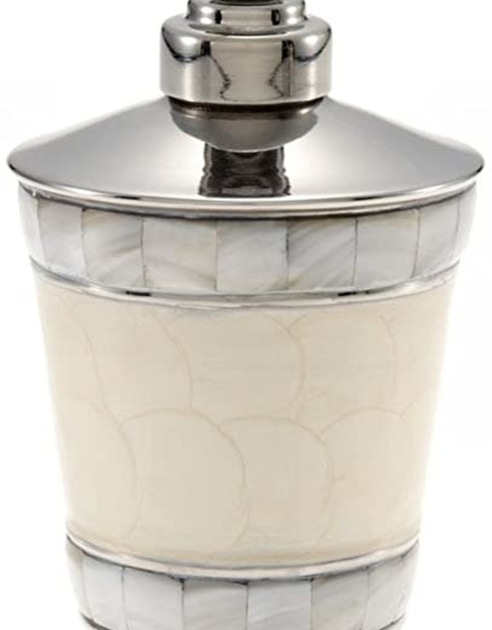 "Home Classic 7"" Soap/Lotion Dispenser - Snow"