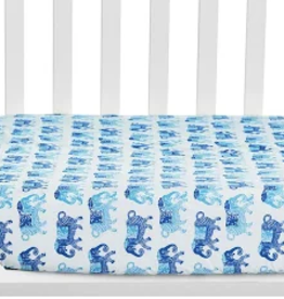 John Robshaw Fitted Crib Sheet