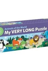 Hachette Book Group Animals of the World: My Very Long Puzzle