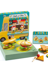 Gifts Role Play Emily & Olive Food Truck