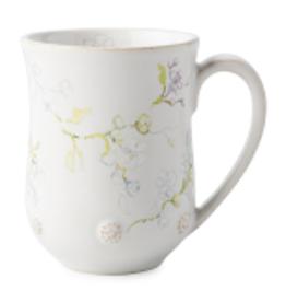 Juliska Berry & Thread Floral Sketch Jasmine Mug