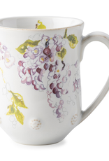 Juliska Berry & Thread Floral Sketch Wisteria Mug