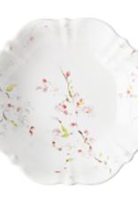 "Juliska Berry & Thread Floral Sketch Cherry Blossom 12"" Serving Bowl"