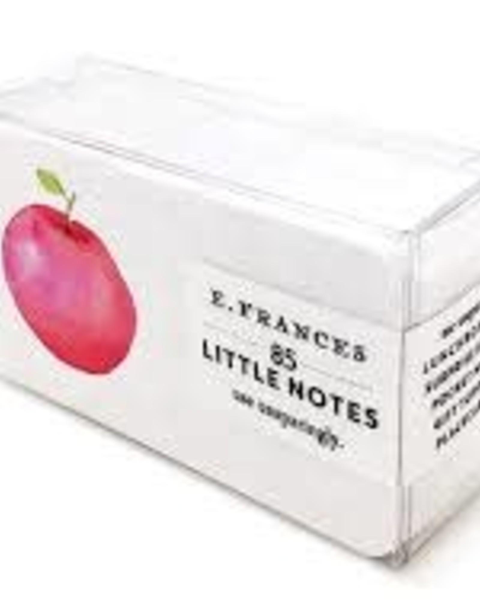 E. Frances Paper Big Apple Little Notes