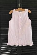 Gifts Pink Seersucker Dress-12 Months