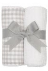 3 Marthas Burp Cloth Set of 2