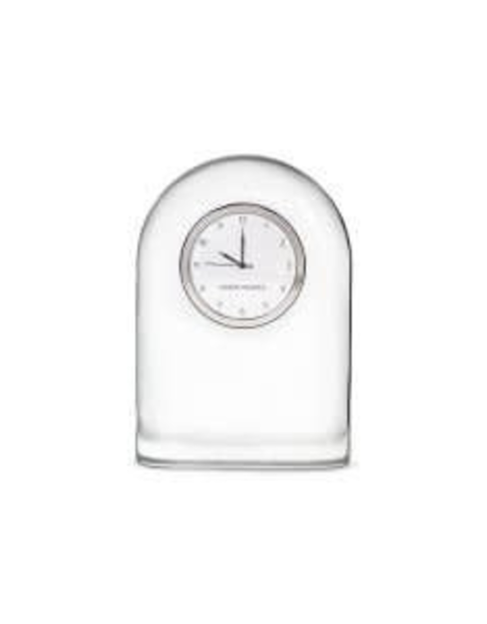 Simon Pearce Barre Clock in Gift Box