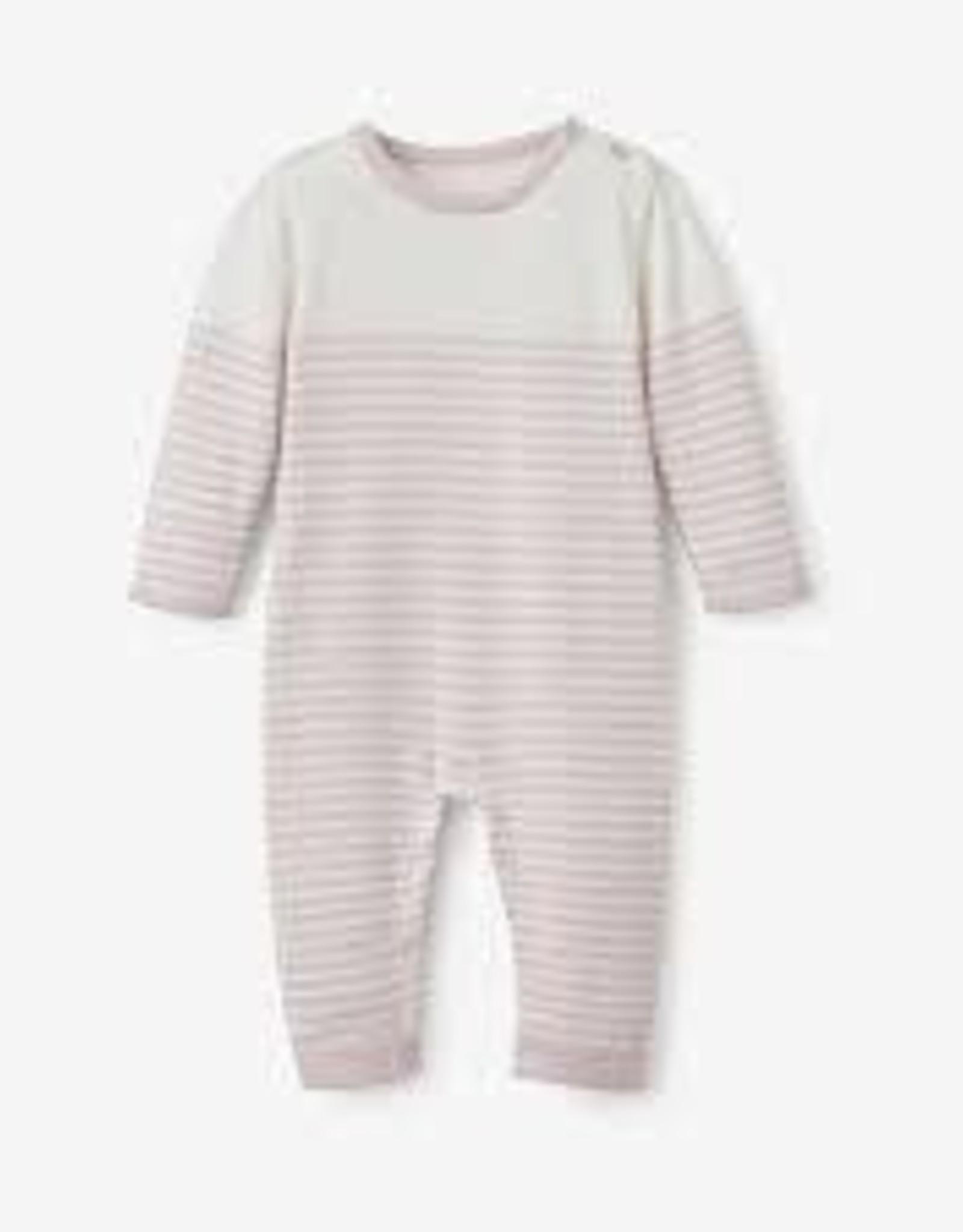 Elegant Baby Stripe Jumpsuit