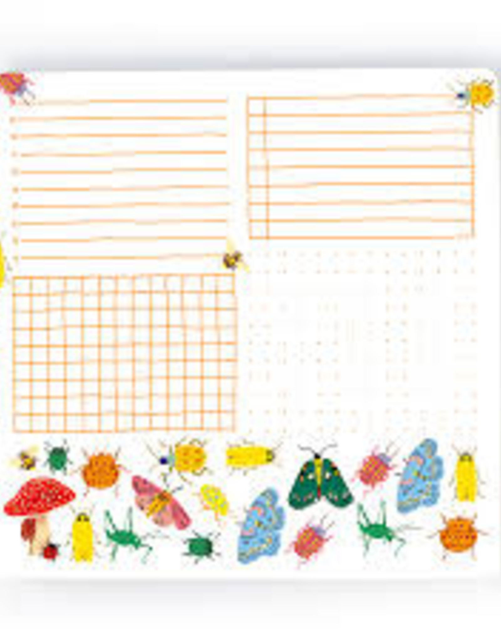 Noi Publishing Bug Collection Planner