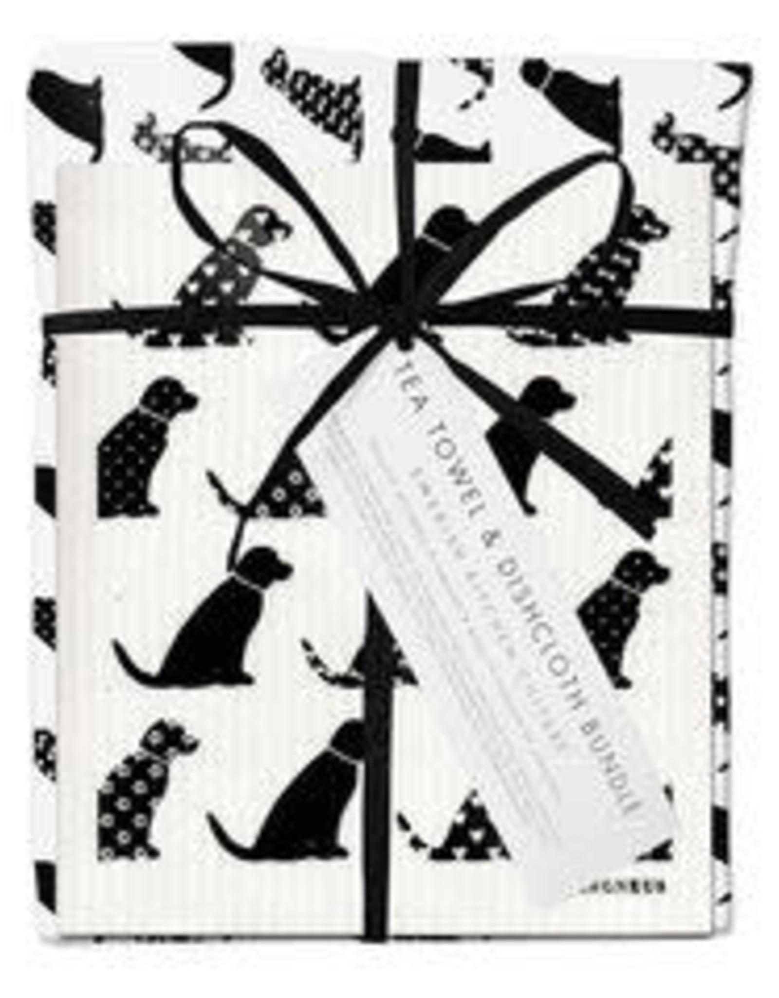 Home Bundle - Swedish Dishcloth and Tea Towel
