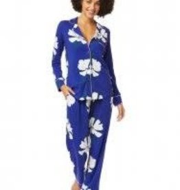 The Cat's Pajamas Icelandic Poppy Pima Knit Pajamas