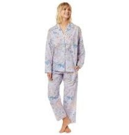 The Cat's Pajamas Moroccan Paisley Luxe Pima Pajamas