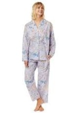 The Cat's Pajamas Moroccan Paisley Luxe Pima Pajamas