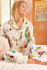 The Cat's Pajamas Holiday Hipster Pajamas