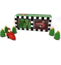 Jack Rabbit Creations, Inc. Bowling Game: Santa & Tree