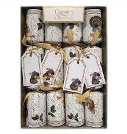 Caspari Founders Thanksgiving Christmas Crackers