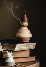 Farmhouse Pottery Crafted Woodland Smoker - Gunter