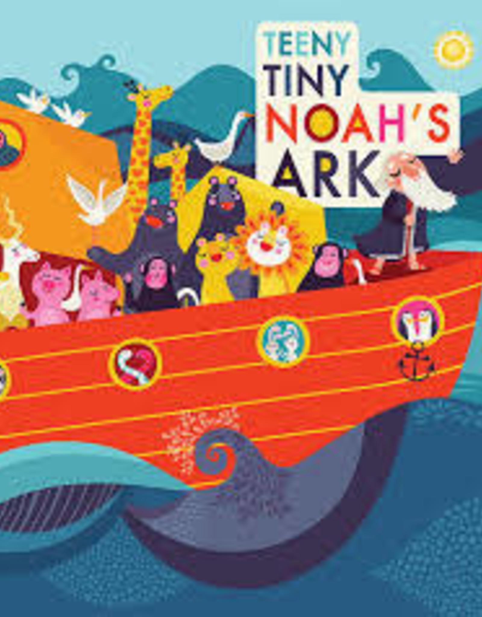 Hachette Book Group Teeny-Tiny Noah's Ark