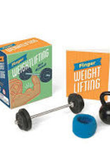 Hachette Book Group Finger Weightlifting