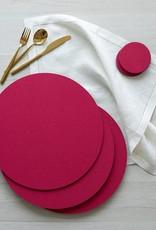 Caspari Classic Canvas Placemat - Set of