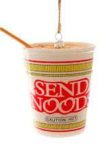 Cody Foster Send Noods Ornament