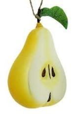 Cody Foster Sliced Pear Ornament