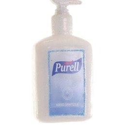 Cody Foster Hand Sanitizer Ornament