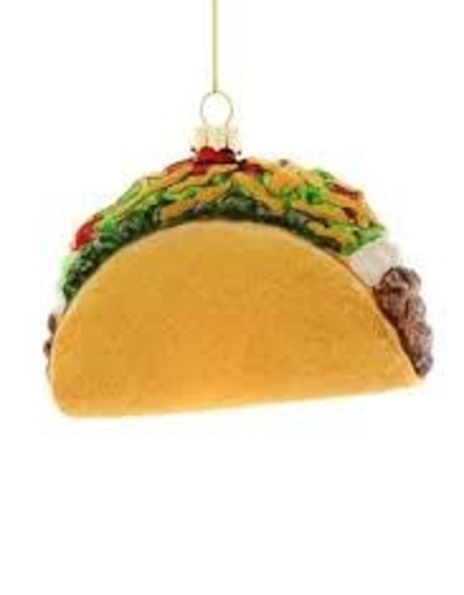 Cody Foster Taco Ornament