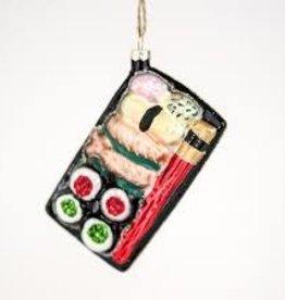 Cody Foster Sushi Platter Ornament