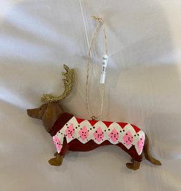 Cody Foster Doxin Ornament