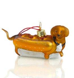 Cody Foster Weiner Pup Hot Dog