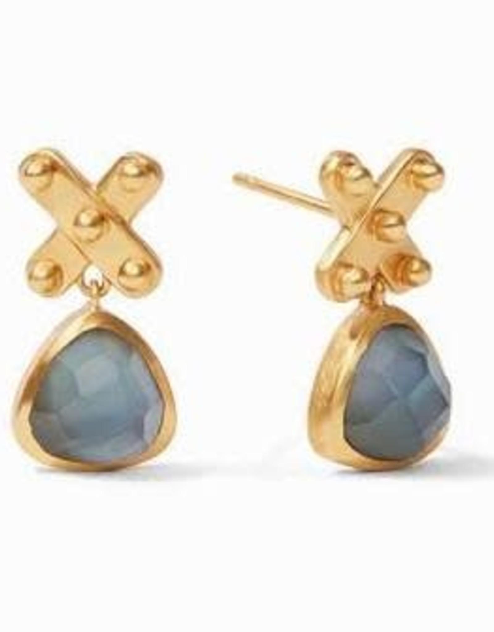 Julie Vos Soho Midi Earrings