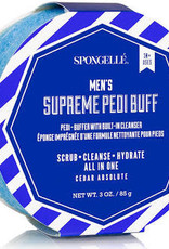 Spongellé Supreme Men's Pedi Buffer