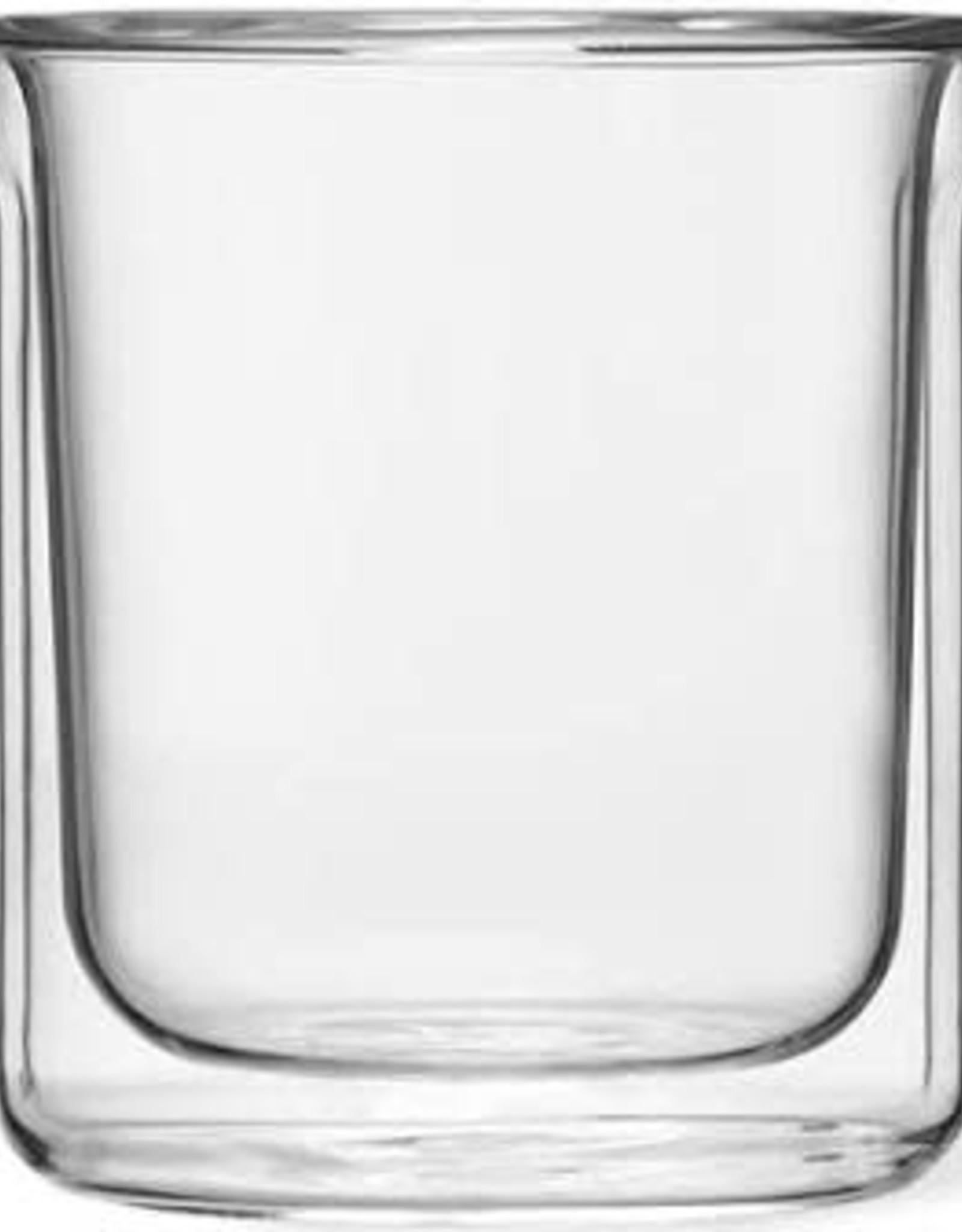 Corkcicle Clear 12oz Glass Rocks Glass - Set of 2