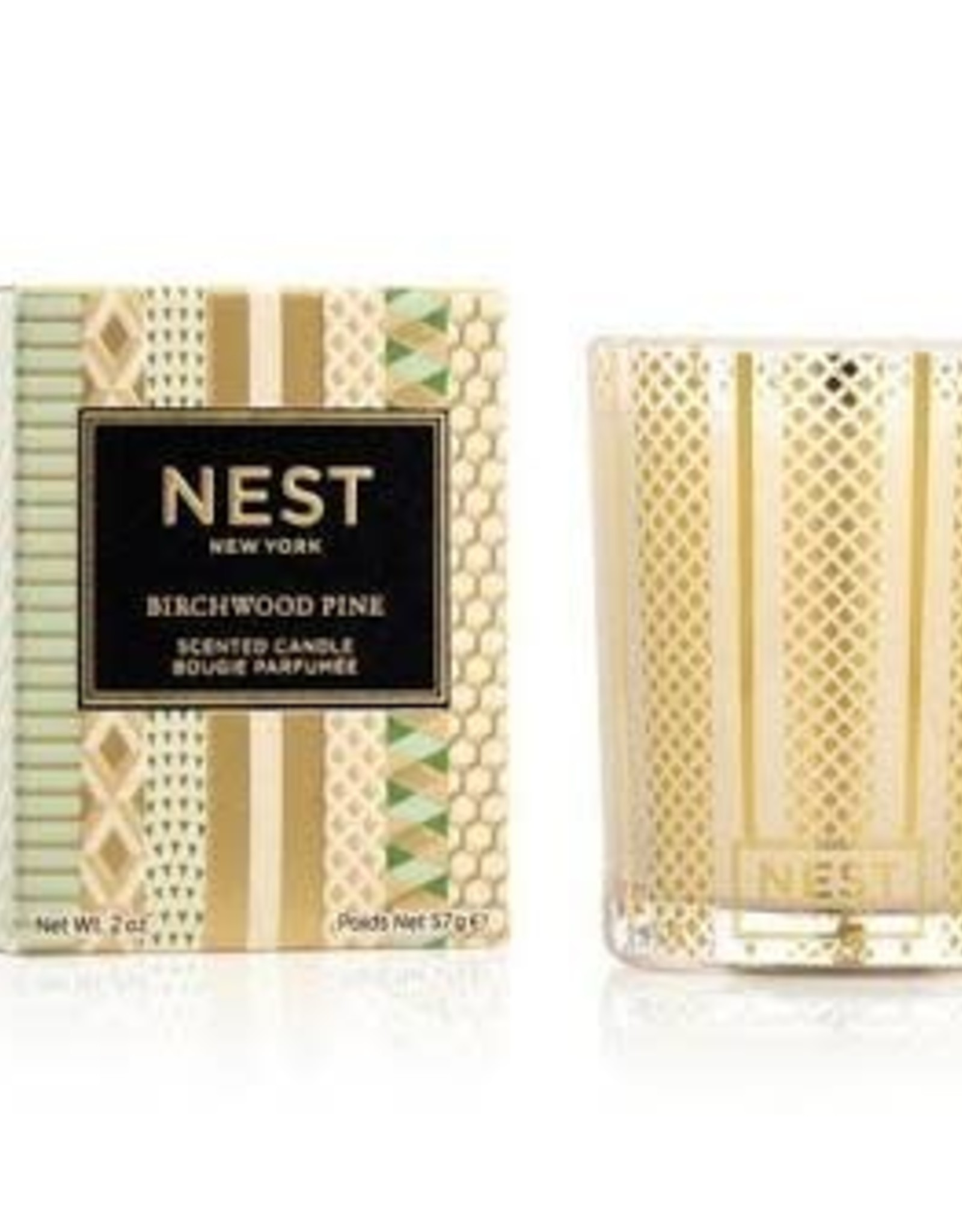Nest Candle Nest Birchwood Pine
