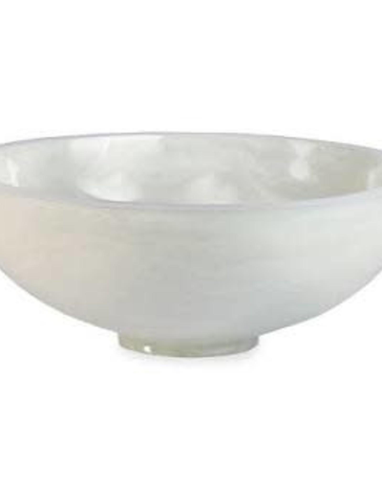 """Lily Juliet Remy Bowl 11.5x"""" x 4.5"""" - White"""
