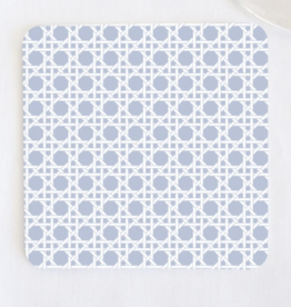 Pagoda Paper LLC Blue Cane Paper Coasters