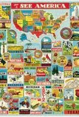 CAV See American 1000 Piece Puzzle