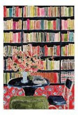 WerkShoppe Books with Flowers - 300 Piece Puzzle