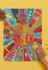 WerkShoppe Brand New Day - 1000 Piece Puzzle