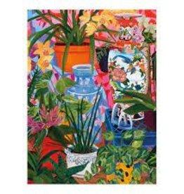 WerkShoppe Tropical Vases - 1000 Piece Puzzle