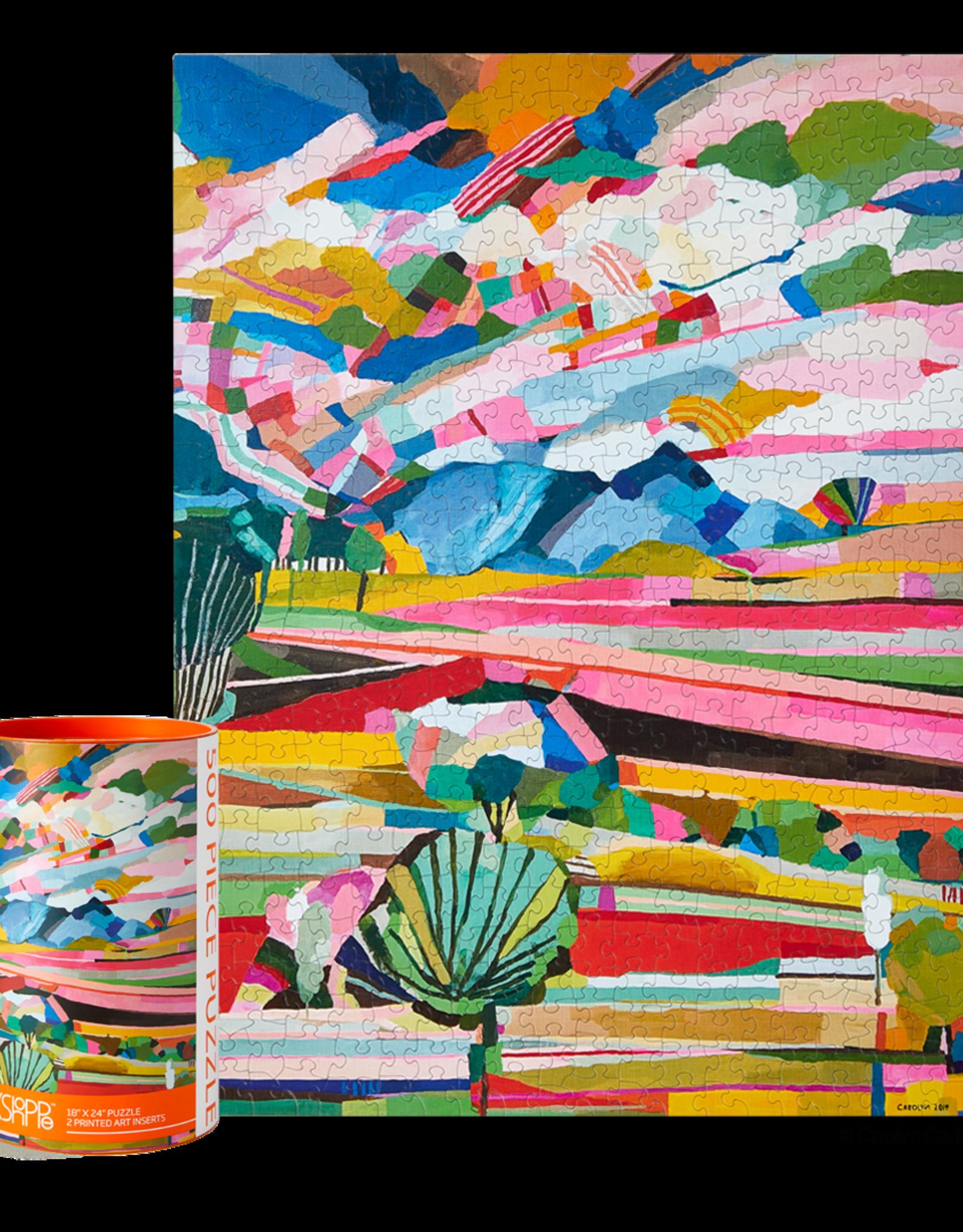 WerkShoppe Field of Dreams - 500 Piece Puzzle