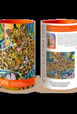 WerkShoppe Jaguars - 500 Piece Puzzle