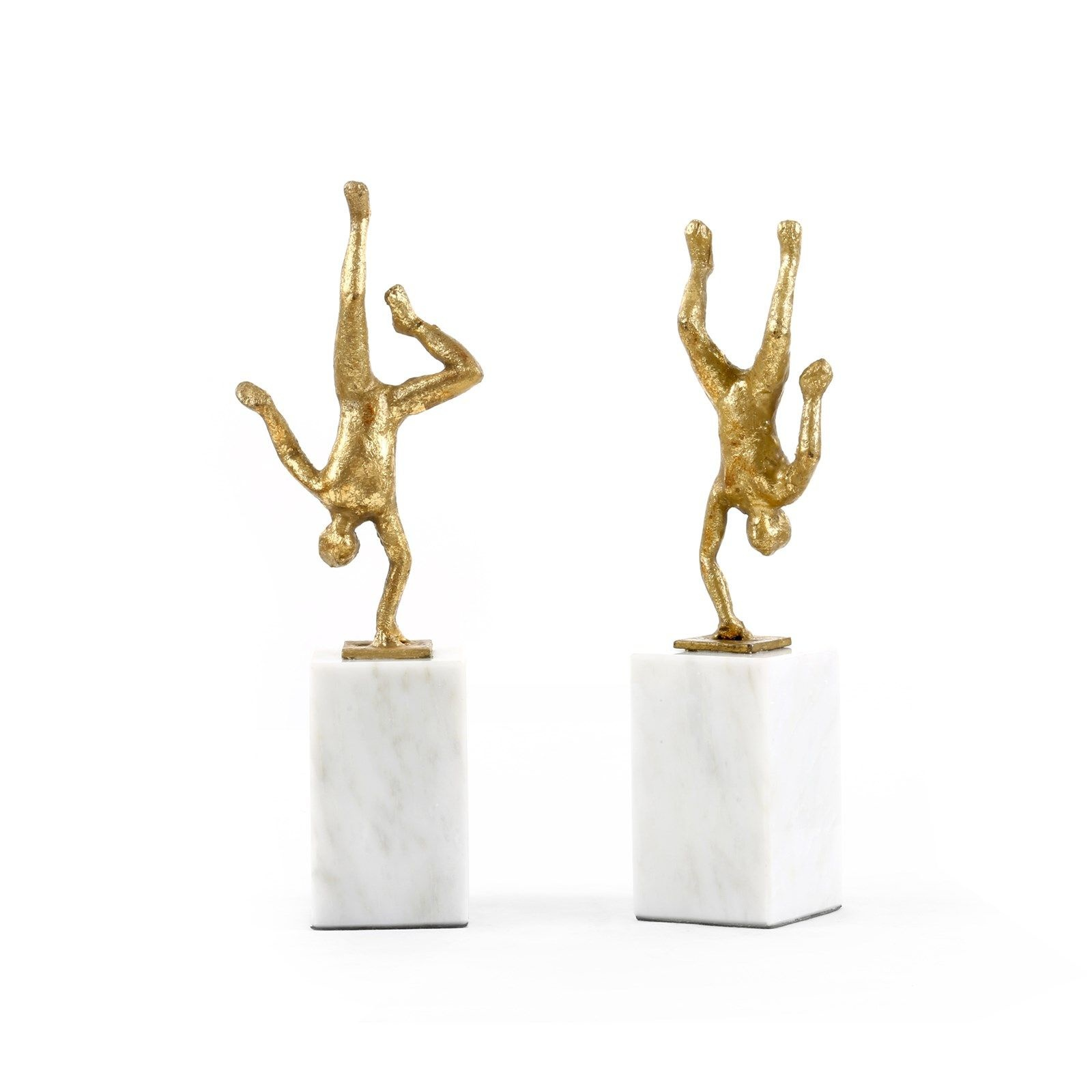 Handstand Statue Set