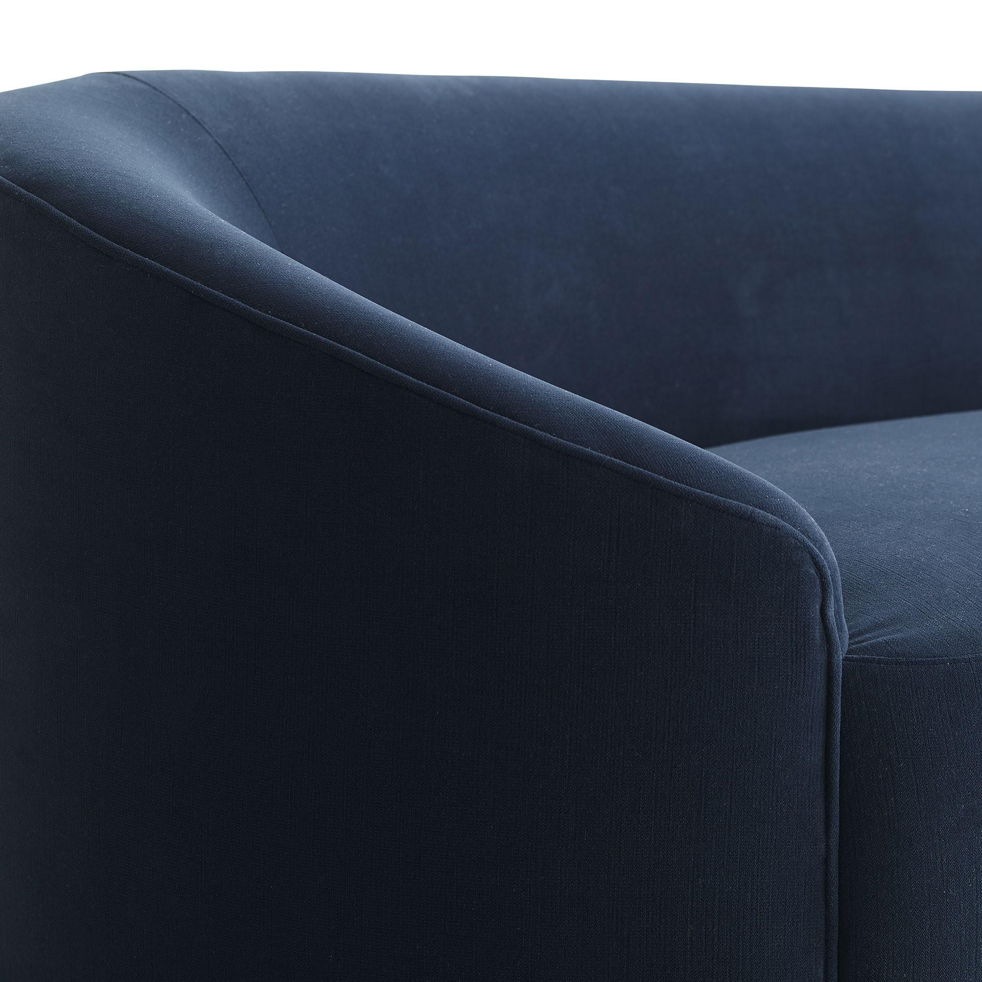 Turner Sofa, Indigo
