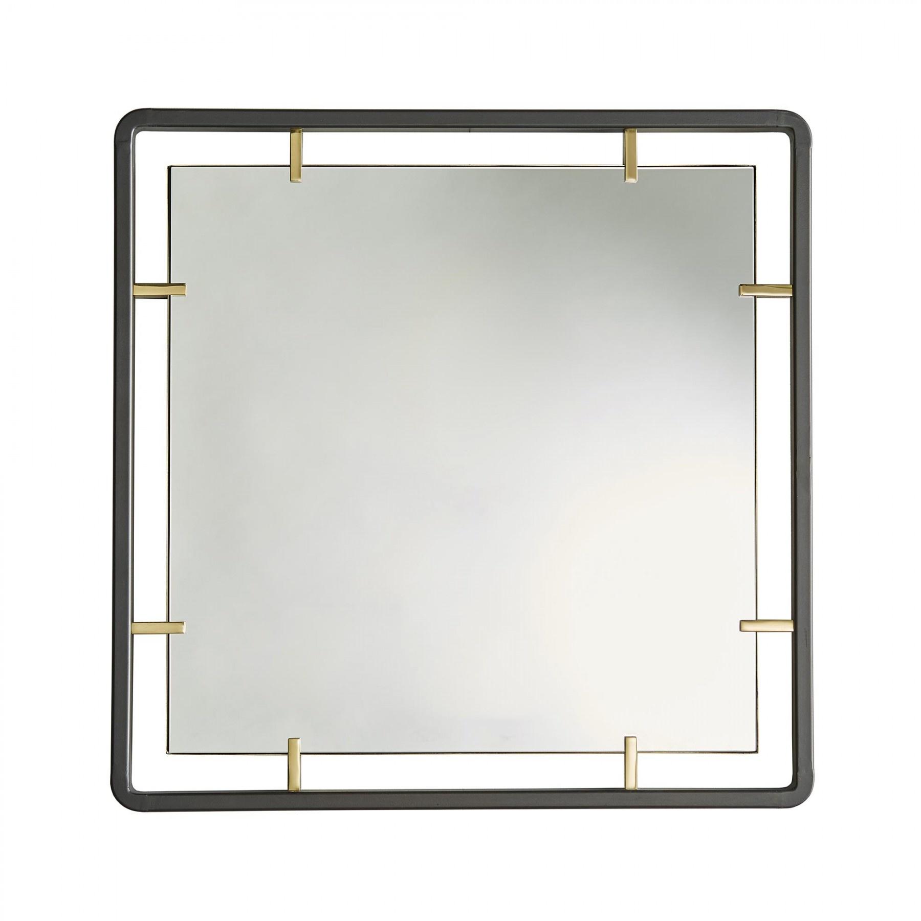 Janey Square Mirror