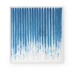 Framed Stripes Silk Panel